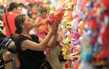 Trẻ dễ bị nhiễm độc từ đồ chơi