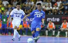 Thái Sơn Nam quyết bảo vệ ngôi vương Futsal quốc gia
