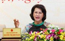 Tân Chủ tịch QH nói về vụ Philipines kiện Trung Quốc