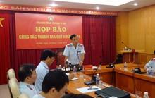 TTCP nói về trách nhiệm của ông Võ Kim Cự trong dự án Formosa