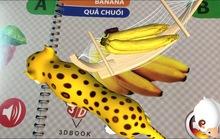 Sách 3D hấp dẫn trẻ em