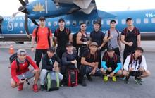"""12 chàng trai """"Phái mạnh Việt"""" quần nhau ở Côn Đảo"""