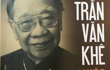 """Ra mắt sách """"Trần Văn Khê - Tâm và nghiệp"""""""