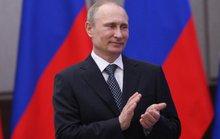 Tổng thống Putin mong hợp tác với Chủ tịch nước Trần Đại Quang