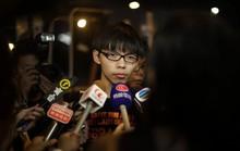 Thủ lĩnh sinh viên Hồng Kông thoát án tù
