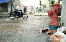 Sự cố dự án gây cúp nước khu trung tâm TP HCM