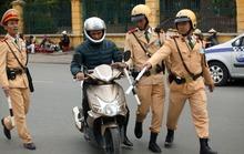 Loạt lỗi vi phạm giao thông bị xử phạt từ 1-1-2017