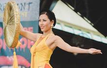 Trang phục Việt vào tốp 10 tại Hoa hậu Hoà bình quốc tế