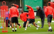 Mourinho lấy lại uy danh