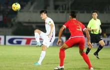 Ghi bàn vào lưới Myanmar, Công Vinh sánh ngang Neymar, Van Persie