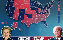 Nhiều đại cử tri bị trút bom giận trên khắp nước Mỹ