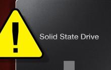 5 dấu hiệu cảnh báo ổ SSD bị hỏng