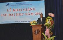 274 học viên trúng tuyển cao học của Trường ĐH Mở TP HCM