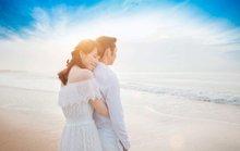 Tiến Minh – Vũ Thị Trang khoe ảnh cưới lãng mạn