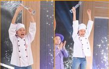 Thanh Hải đăng quang Vua đầu bếp nhí mùa đầu tiên