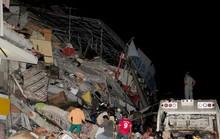 Ecuador hứng chịu động đất kinh hoàng