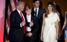 Ông Donald Trump chiến thắng