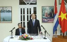 Tăng cường quan hệ đặc biệt Việt Nam - Cuba