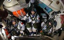 Trung Quốc lấn lên không gian