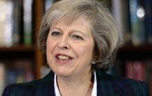 Bầu thủ tướng Anh: Bà Theresa May thắng dễ vòng đầu
