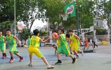Giải bóng rổ học sinh TP HCM