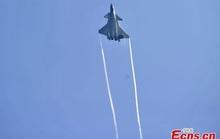 Trung Quốc trình làng máy bay tàng hình J-20