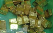 Giá vàng SJC rẻ hơn gần 700.000 đồng/lượng