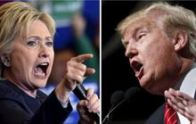 Siêu thứ ba thuộc về bà Clinton và ông Trump