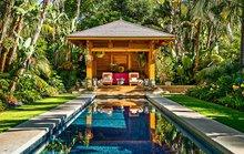 Ngất ngay với những bể bơi sân vườn đẹp hoàn hảo