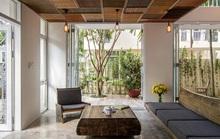 Nhà rộng với nội thất tre, gỗ tự nhiên siêu đẹp