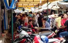 TP HCM: Đâm chém kinh hoàng ở khu vực chợ Tân Trụ