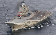 Đội tàu sân bay Nga định dứt điểm Aleppo