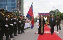 Việt Nam coi trọng củng cố quan hệ với Lào và Campuchia