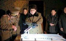 Động đất nhân tạo tại Triều Tiên