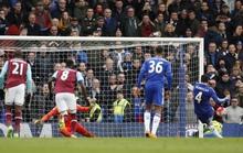 Chelsea vất vả hòa West Ham, Leicester tiến sát ngôi vô địch