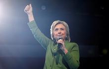Bà Clinton làm nên lịch sử