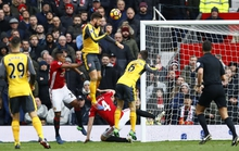Arsenal thoát hiểm ở phút 88