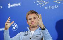 Rosberg bất ngờ giã từ chỉ 5 ngày sau khi vô địch thế giới