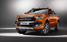 Ford ra mắt Ranger 2017 với hệ thống giải trí SYNC 3