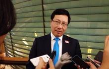Phó Thủ tướng Phạm Bình Minh nói về Philippines kiện Trung Quốc