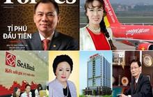 Hai tỉ phú USD Việt Nam: Còn nhiều cái tên chưa được nhắc