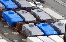 Trung Quốc đạo diễn vụ thu giữ lô hàng Singapore ở Hồng Kông