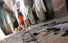 Rụt cổ trong nhà cổ Sài Gòn