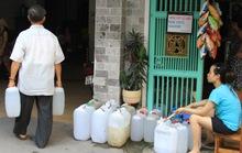 Sawaco sẽ cấp nước bằng xe bồn cho dân quận 6, 8, Bình Tân