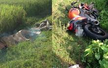 Nam thanh niên tử vong gần chiếc xe phân khối lớn Ducati