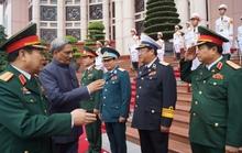 Việt Nam và Ấn Độ thúc đẩy hợp tác hải quân-không quân