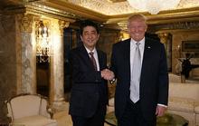 Ông Trump để vợ chồng con gái dự họp với thủ tướng Nhật Bản