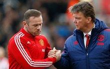 Với Van Gaal, Rooney vẫn là số 1 Premier League