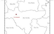 Lại xảy ra động đất ở Sông Tranh 2