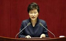 Hàn Quốc nóng mặt vì Triều Tiên bêu xấu Tổng thống Park